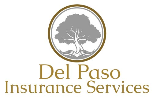 Del Paso Insurance Services Logo